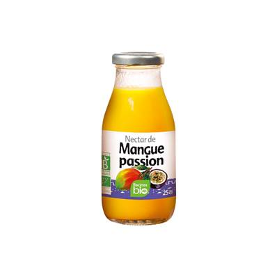 Nectar RACINES BIO mangue passion 25 cl