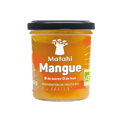 Préparation de fruits MATAHI Mangue 200 g