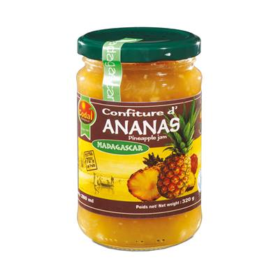 Confiture CODAL Ananas 320 g