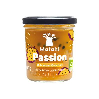 Préparation de fruits MATAHI Fruit de la passion 200 g