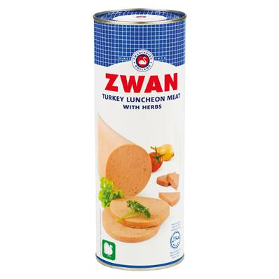 Luncheon meat ZWAN Dinde 850 g
