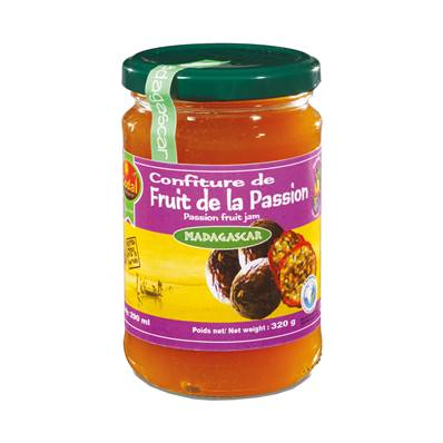 Confiture CODAL Fruit de la Passion 320 g DDM 27/04/2021