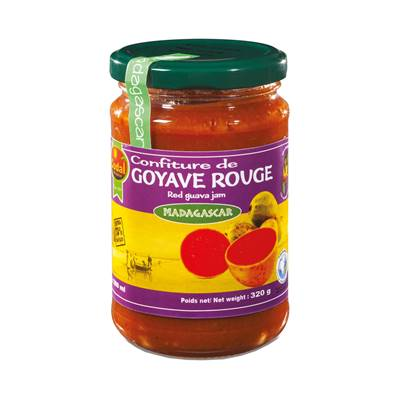 Confiture CODAL Goyave Rouge 320 g