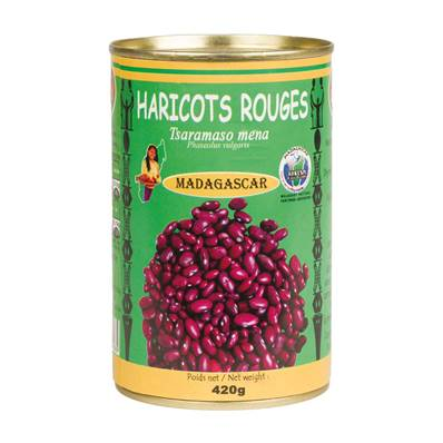 Haricots rouges CODAL 420 g